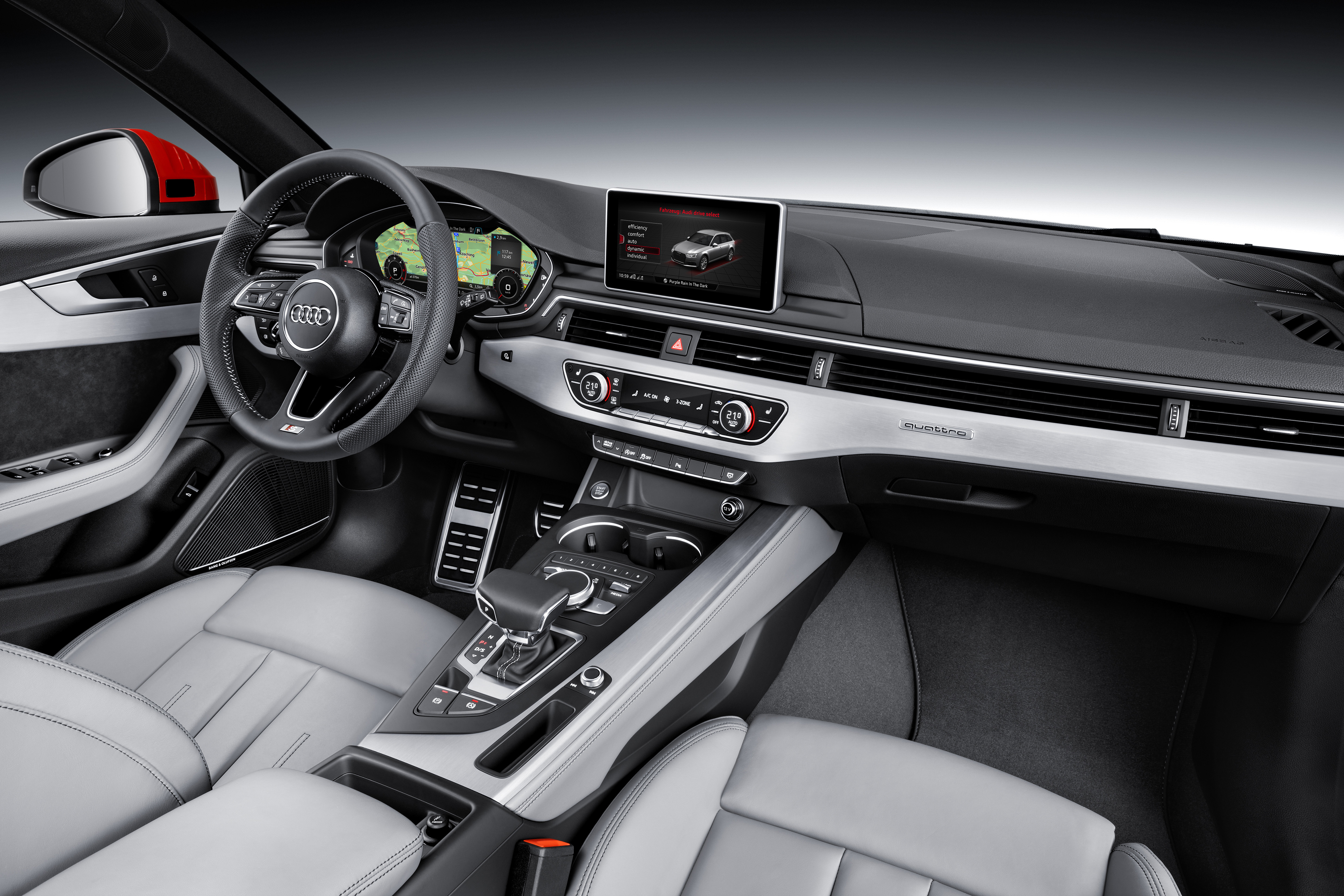 Audi a4 b9 2015 et topic officiel page 100 a4 for Audi a4 break interieur