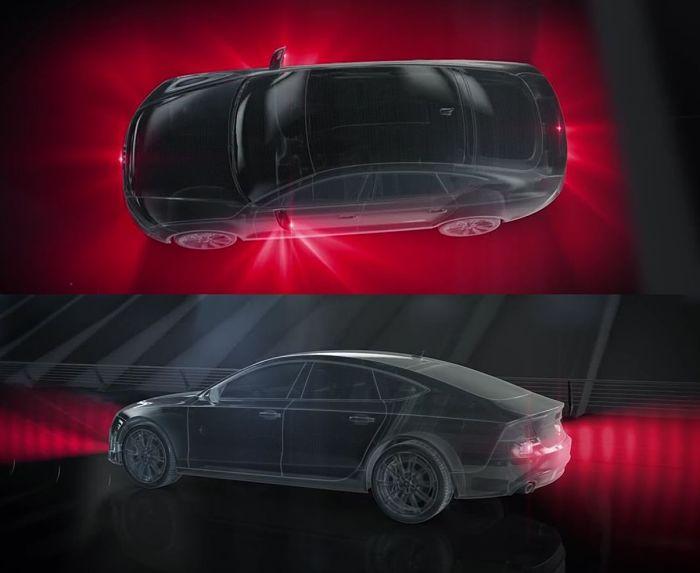Audi A7 piloted driving - La voiture Autonome présentée par Audi