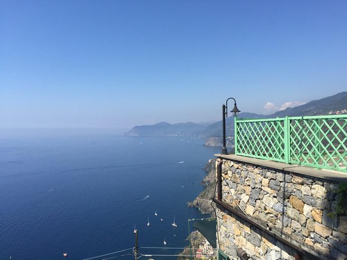 Les époustouflants paysages des Cinq Terres en Ligurie