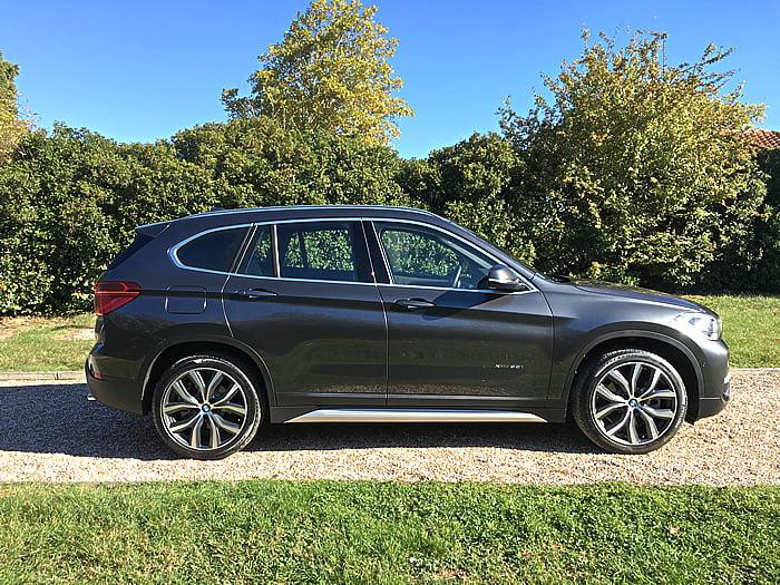 (essai) La nouvelle BMW X1 prend de la hauteur