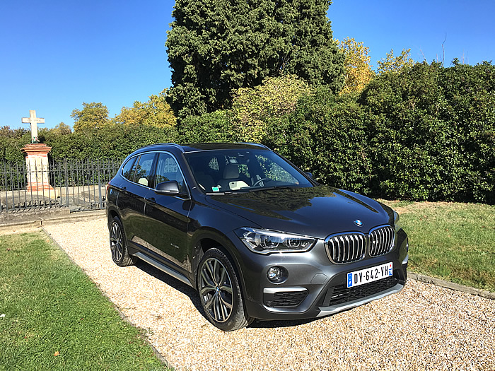 essai la nouvelle bmw x1 prend de la hauteur. Black Bedroom Furniture Sets. Home Design Ideas