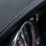GLE 350d Coupe: Diamantweiß, Leder LUGANO Sattelbraun/Schwarz
