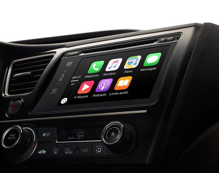 apple carplay et android auto arrivent chez bmw. Black Bedroom Furniture Sets. Home Design Ideas