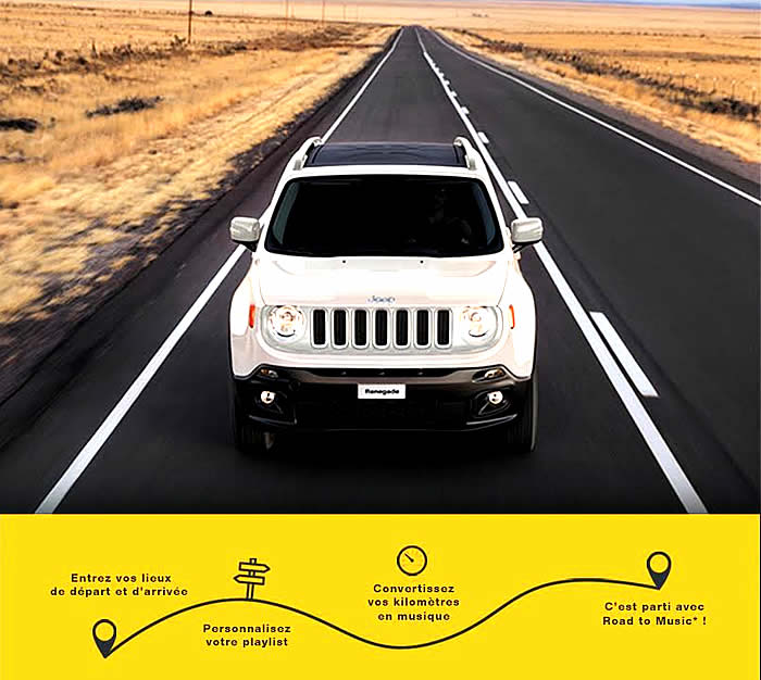 jeep renegade spotify