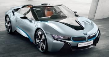 BMW i8 Spyder Concept - Pékin 2012