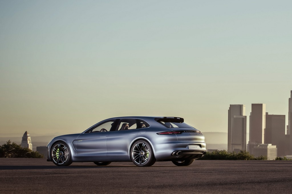 Porsche Panamera Sport Tourer Concept