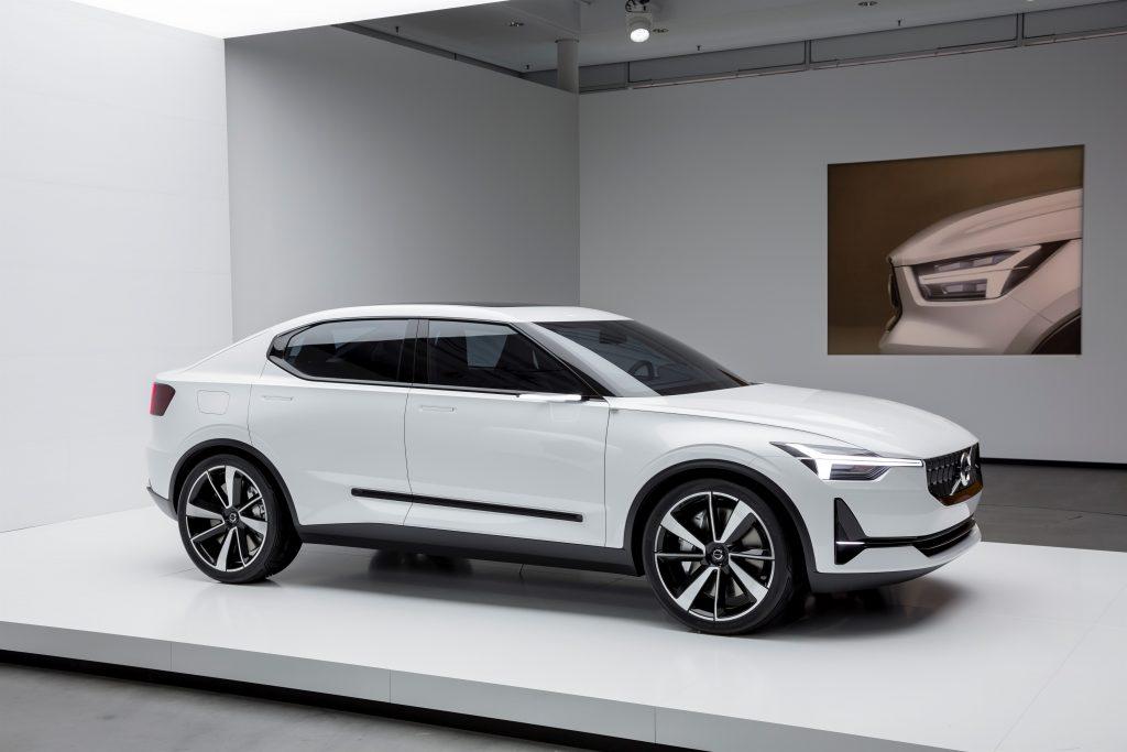 Le constructeur premium Volvo Cars a dévoilé deux concept cars 40.1 & 40.2