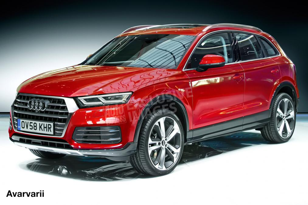 futur audi q5 e tron avec 500 km d 39 autonomie sq5 de 370. Black Bedroom Furniture Sets. Home Design Ideas