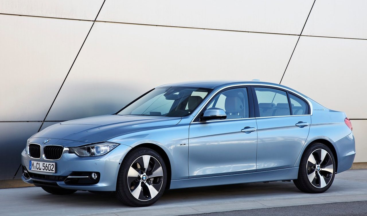 BMW Série 3 ActiveHybrid