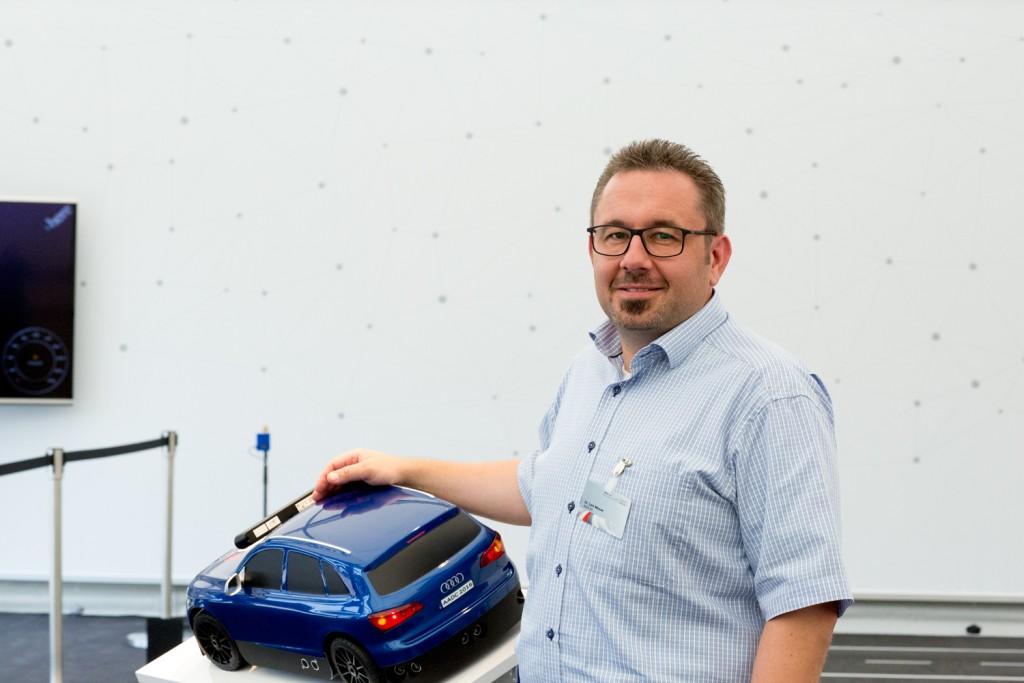 Dr. Lars Mesow, Audi.
