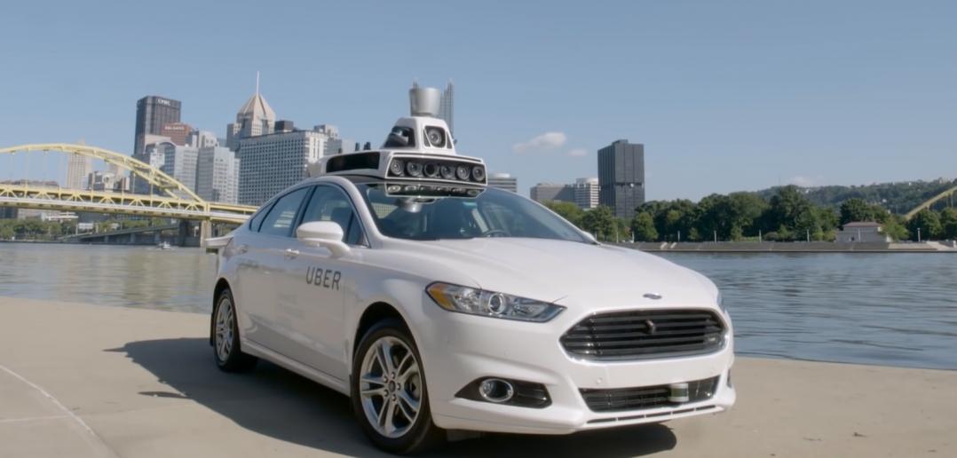 uber et ford vous conduisent en voiture autonome. Black Bedroom Furniture Sets. Home Design Ideas