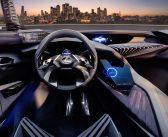[Mondial 2016] : Tableau de bord Holographique pour Lexus