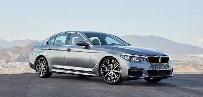 La nouvelle BMW Série 5 se dévoile… en dehors du Mondial de Paris