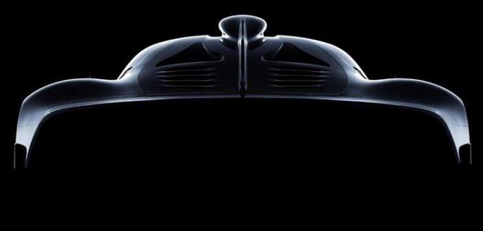 Hypercar Mercedes-AMG : un nom, une date, et un teaser