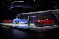 [Detroit 2017] Audi Q8 concept et SQ5 TFSI
