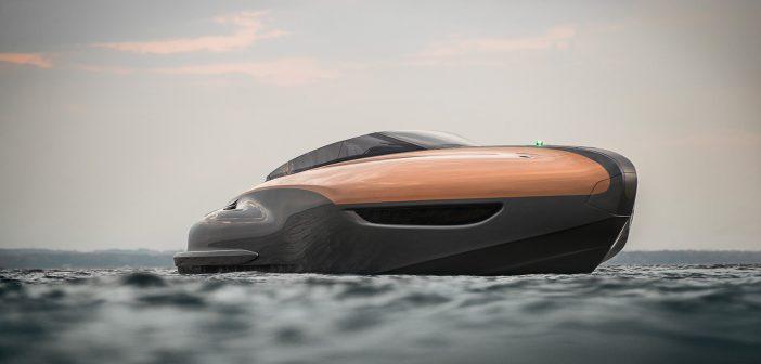 Lexus : Un Yacht au design et motorisations maison