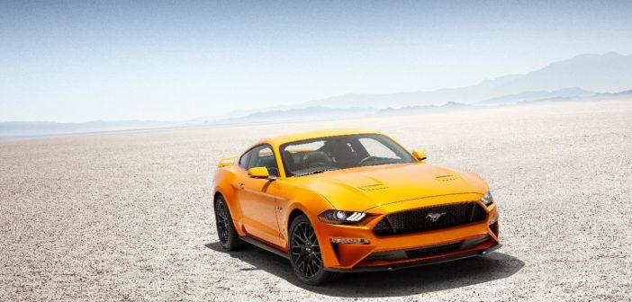 La Mustang restylée, c'est elle !