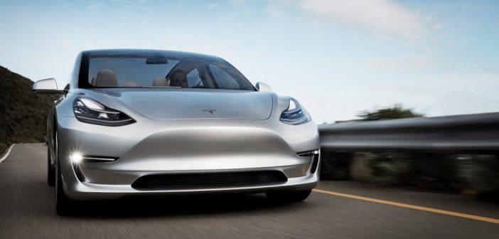 Tesla stoppe ses usines et prépare la production de la Model 3