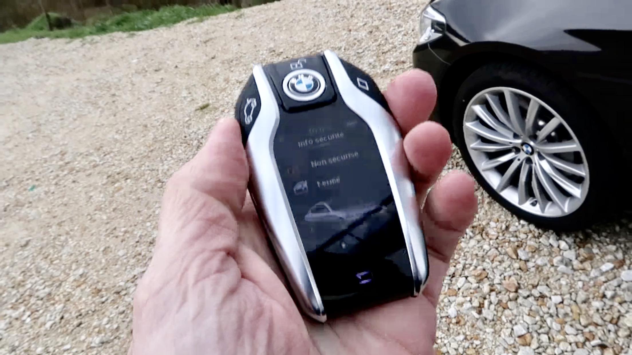 Display Key BMW