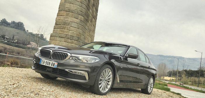 (essai) Nouvelle BMW Série 5 : retour aux fondamentaux et haute technologie