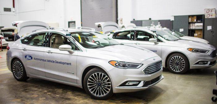 [Insolite] Lassés, les ingénieurs s'endorment derrière le volant de leurs Ford autonomes