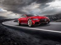 [Genève 2017] Mercedes AMG GT Concept, la vraie anti Panamera