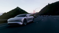Lucid : La Air moins chère qu'une Tesla, mais à la recherche d'investisseurs