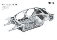 Nouvelle Audi A8 pour le 11 juillet, nouvelle structure plus rigide