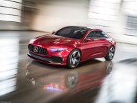 Mercedes Concept A Sedan : la prochaine Classe A a un visage