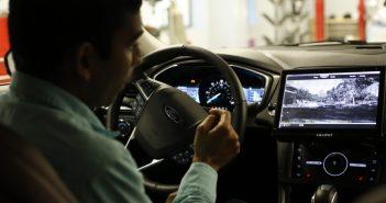 Ford Fusion conduite autonome