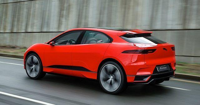 Jaguar I-Pace : il se rapproche de la série