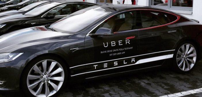 Elon Musk a refusé de collaborer avec Uber pour des VTC autonomes