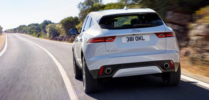 Jaguar E-Pace : Le félin s'attaque au segment des SUV compacts