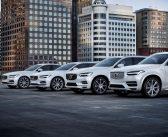 La gamme Volvo passera à du tout électrique aussi en 2019.
