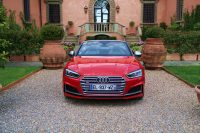 Essai Audi A5 Cabriolet et S5 Sportback