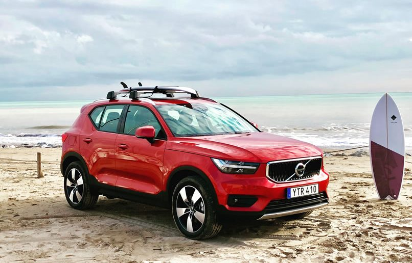 essai volvo xc40 technologie luxe et s curit en mode compact. Black Bedroom Furniture Sets. Home Design Ideas